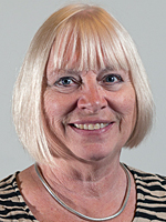 Profile image for Councillor Jacky Pendleton