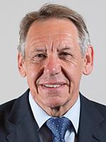 Councillor Roger Elkins